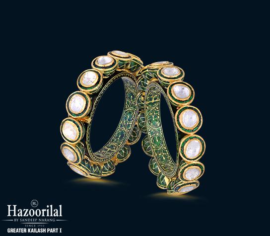 Polki Jewellery in Delhi